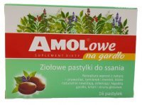AMOLowe pastylki d/ssania 16past.
