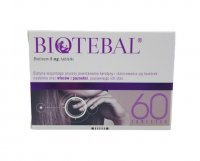 Biotebal 5mg 60tabl !!!!!!!!!!#