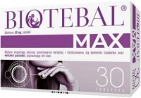 Biotebal Max 10mg 30tabl.