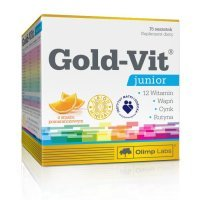 Olimp Gold-Vit C Junior 15sasz.