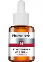PHARMACERIS N Koncentrat z wit. C 1200 mg C – CAPILIX 30 ml