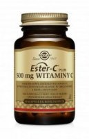 SOLGAR Ester C-Plus wit. C 500 mg 50 kaps.