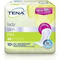 Wkł.anat TENA Lady Slim Mini 10 szt.